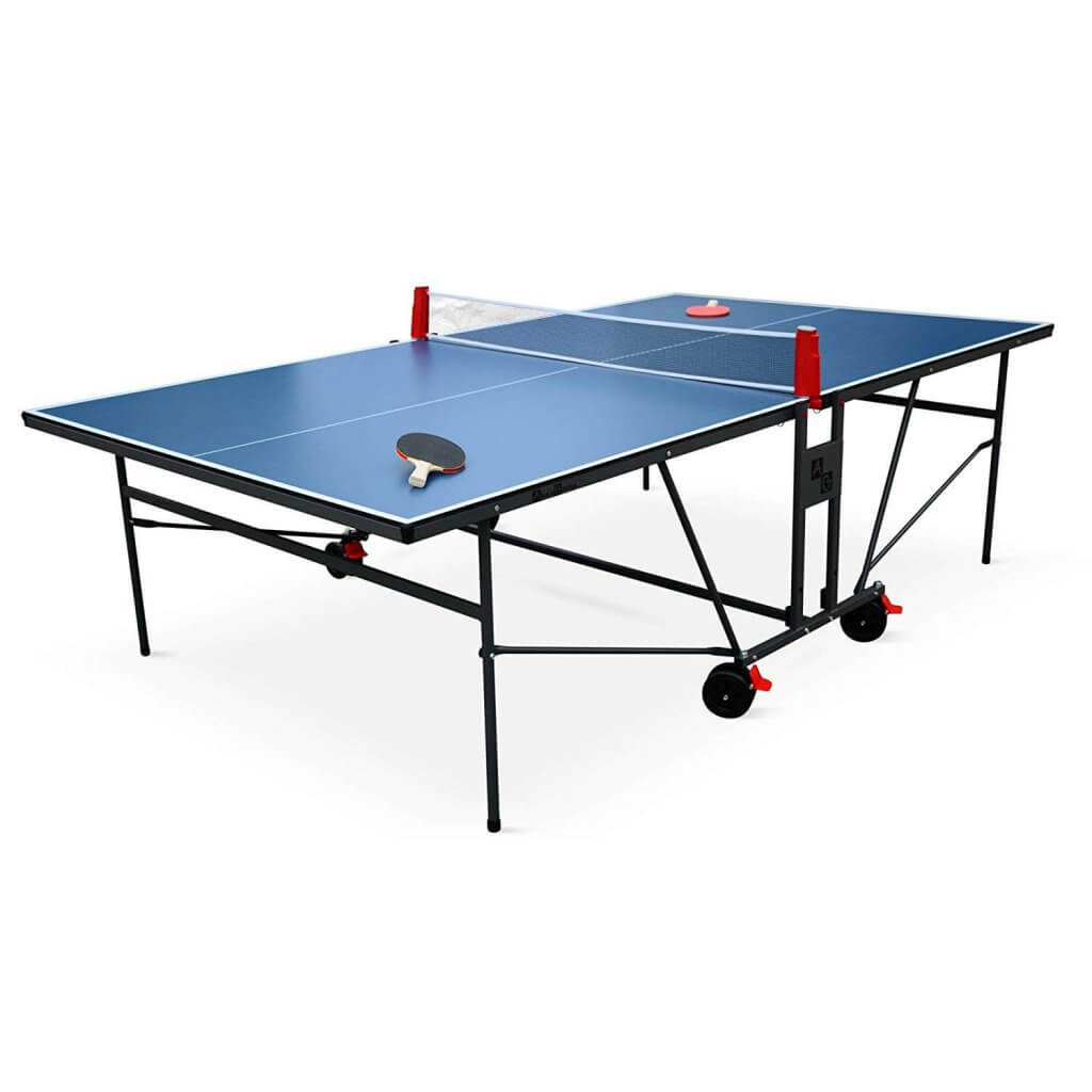 Table de ping Pong Indoor Bleue